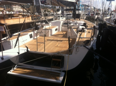Ice yachts ice 62 for sale in france for 1 150 000 for Ice scratcher boat motor for sale