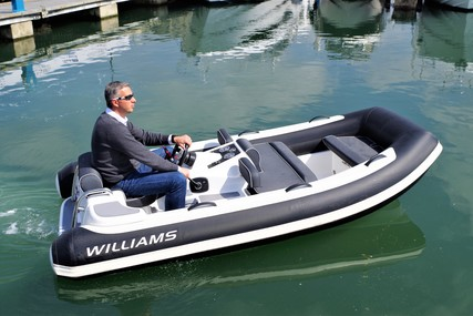 Williams TurboJet 325 Sport 100HP for sale in United Kingdom for £18,450