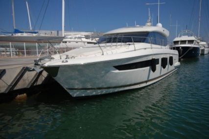 Prestige 500 S for sale in France for €479,000 (£410,415)