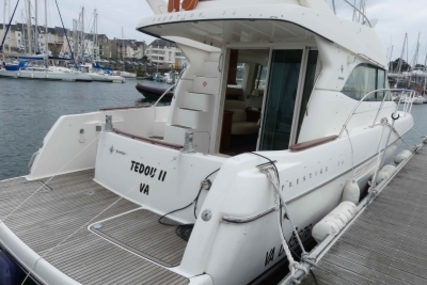 Prestige 36 for sale in France for €115,000 (£101,023)