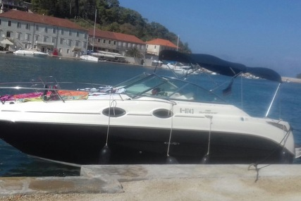 Sea Ray Sundancer 255 for sale in Croatia for €64,500 (£58,195)