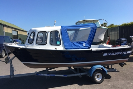 Highlander 465 for sale in United Kingdom for £7,250