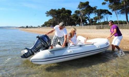 Image of Ribeye TS370 for sale in Spain for €2,875 (£2,587) Menorca, Spain