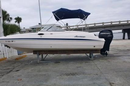 Hurricane 237 Fundeck with 2016 motor for sale in United States of America for 13.999 $ (10.392 £)