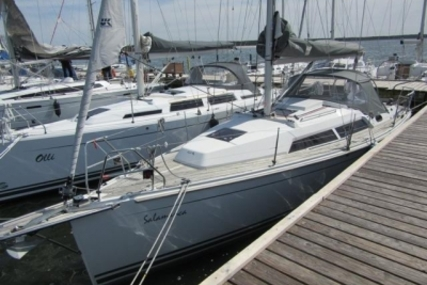 Hanse 320 for sale in Germany for €69,900 (£61,230)