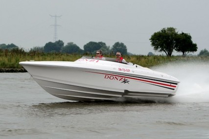 Donzi 22 ZX 6.2 V8 (Baja Formula Fountain Cigarette) for sale in Netherlands for €35,000 (£31,290)