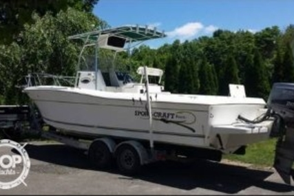 Sportcraft 260 Center Console for sale in United States of America for $26,700 (£19,885)