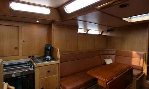 Image of Fassmer Glacer 56 3-Master for sale in Germany for €195,000 (£170,810) , , Germany