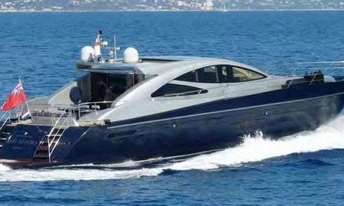 Image of Royal Denship 82 Open for sale in Italy for €990,000 (£867,189) Adria , Adria , Italy
