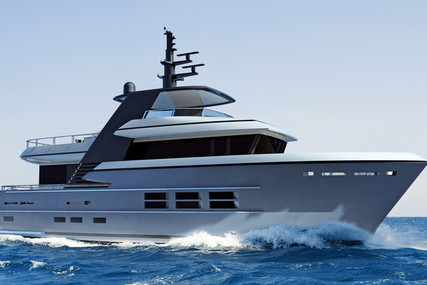 Bandido 80 for sale in Germany for €6,373,350 (£5,582,725)