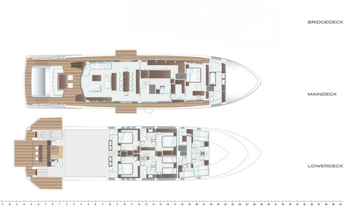Image of Elegance Yachts 110 for sale in Germany for €8,995,000 (£7,894,367) , , Germany