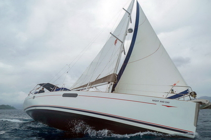 Jeanneau Sun Odyssey 44i for sale in Germany for €159,000 (£139,545)