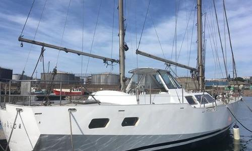 Image of Custom Marcel Subrero 47 Ketch for sale in South Africa for €45,000 (£39,418) Port Elizabeth, South Africa