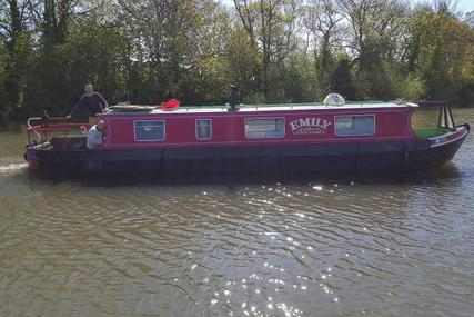 Hancock and Lane 40' Narrowboat for sale in United Kingdom for £17,950