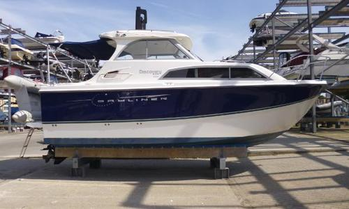 Image of Bayliner Discovery 246 for sale in United Kingdom for £29,950 Gosport, United Kingdom