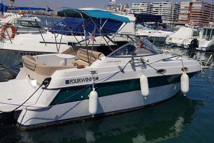 Four Winns 238 for sale in Spain for €17,500 (£15,392)