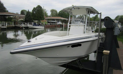 Image of Fountain 25 Center Console for sale in United States of America for $39,940 (£30,971) Saint Clair Shores, Michigan, United States of America