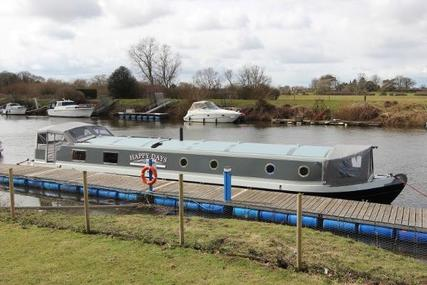 York Marina Wide Beam 57 x 12 for sale in United Kingdom for £159,000