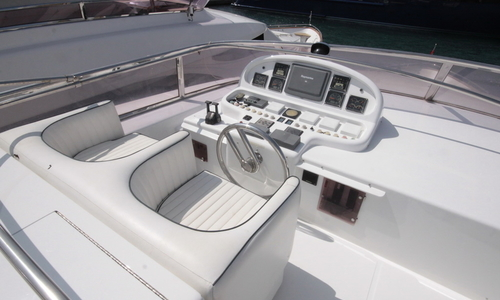 Image of Elegance Yachts 76 for sale in Croatia for €575,000 (£502,504) Adria  / Slowenien, Adria  / Slowenien, Croatia