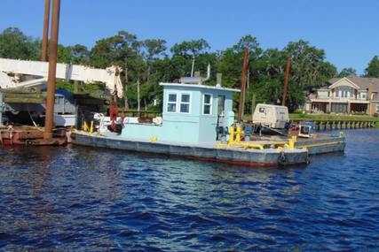 Custom Built 38 Push/Pull Tug for sale in United States of America for $55,600 (£42,305)