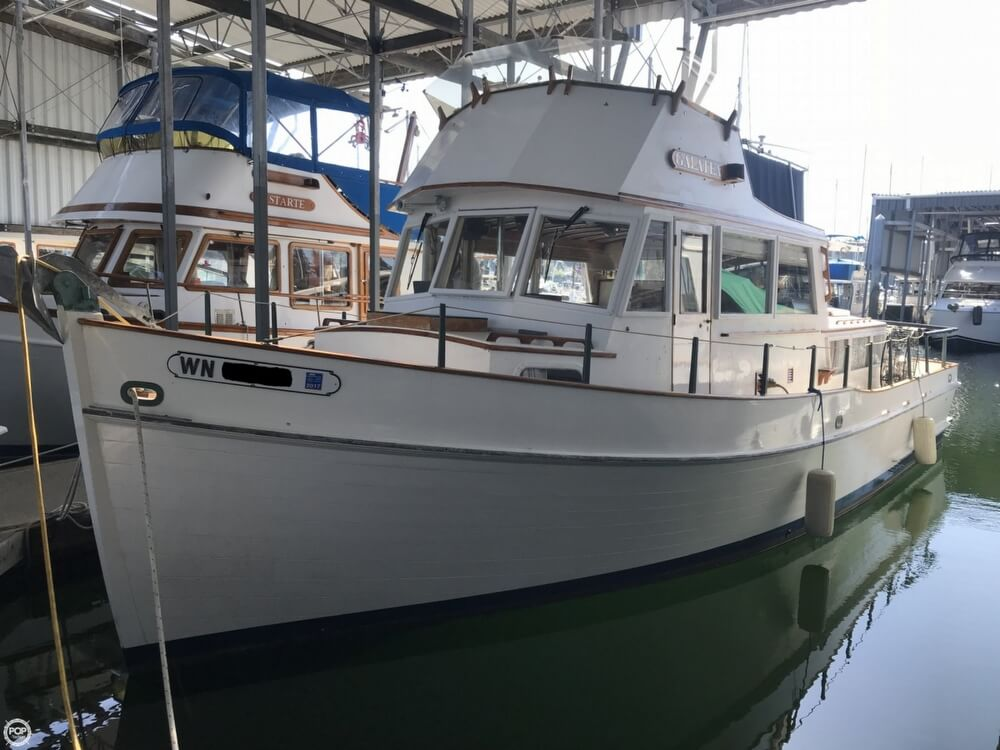 Banks For Sale >> Grand Banks 36 Classic For Sale In United States Of America