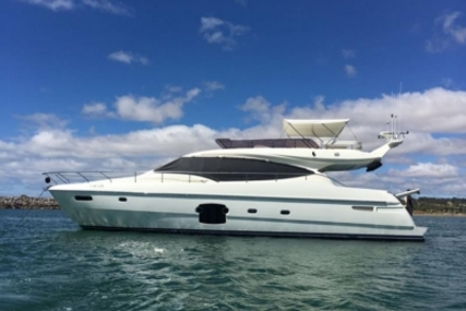 Ferretti Ferretti 592 for sale in Portugal for €700,000 (£613,174)