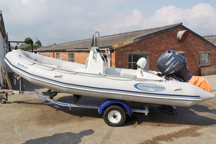 Bombard Explorer SB500 - Yamaha F60 for sale in United Kingdom for £6,995