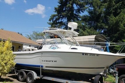 Seaswirl 26 for sale in United States of America for $52,800 (£39,678)