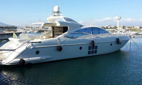 Image of Azimut Yachts 68 S for sale in Italy for €460,000 (£392,535) Italy