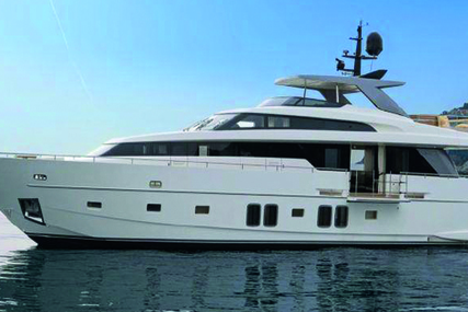Sanlorenzo Sl96 for sale in Netherlands for €4,800,000 (£4,278,761)