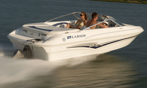 Image of Larson 180 Sport for sale in United Kingdom for £8,500 Plymouth, United Kingdom