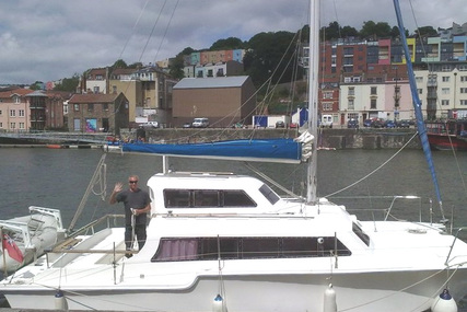 Bluewater Yachts Catalac 900- 1993 for sale in United Kingdom for £30,000