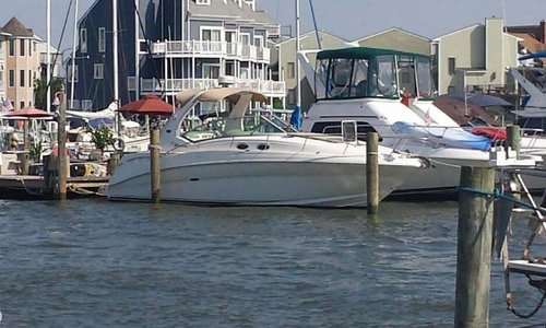 Image of Sea Ray 320 Sundancer for sale in United States of America for $94,500 (£72,795) Dewey Beach, Delaware, United States of America