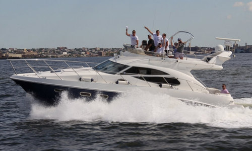 Image of Sealine F42/5 Flybridge for sale in United States of America for $194,000 (£149,797) Brooklyn, New York, United States of America