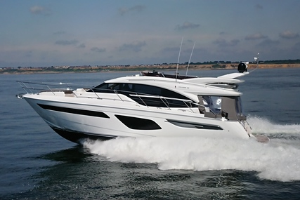 Princess 55 for sale in United Kingdom for £1,470,000 ($1,941,135)