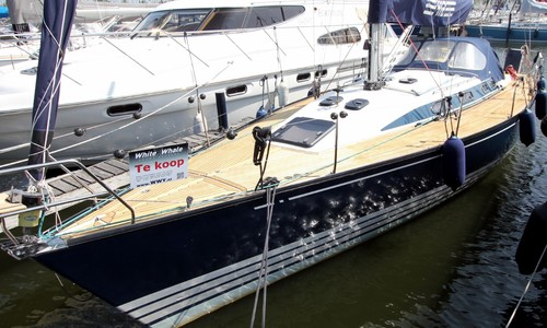 Image of X-Yachts X-412 Mk III for sale in Netherlands for €149,500 (£127,919) Heeg (, Netherlands