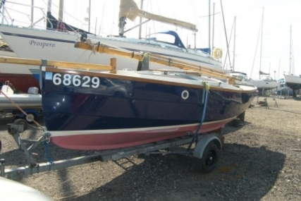 Cornish Crabber 22 SHRIMPER for sale in United Kingdom for £9,750