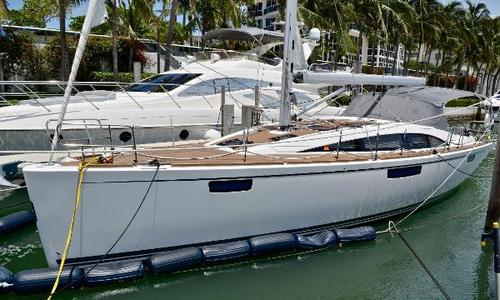 Image of Bavaria Yachts 46 Vision for sale in United States of America for $379,000 (£289,868) Miami Beach, FL, United States of America