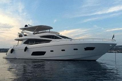 Sunseeker Manhattan 73 for sale in France for €1,950,000 (£1,714,783)