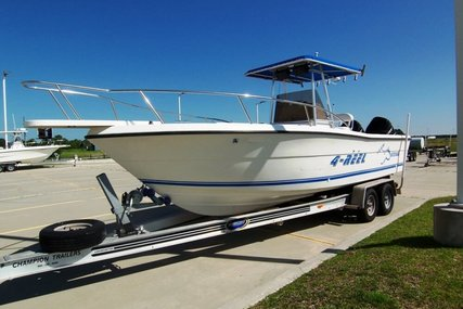 Pursuit 2550 Center Console Cabin 25 for sale in United States of America for $33,400 (£25,549)