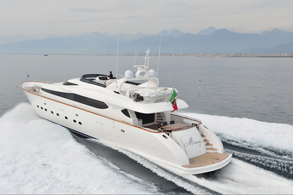 Maiora 31 for sale in Greece for €4,900,000 (£4,294,140)
