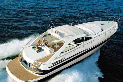Pershing 52 for sale in Greece for €250,000 (£219,277)