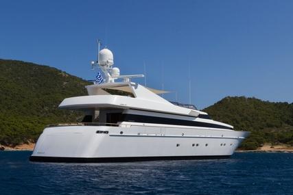 Cantieri di Pisa Akhir 125 for sale in Greece for €6,950,000 (£6,095,903)