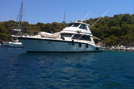 Hatteras 60 Convertible for sale in Greece for €250,000 (£219,089)