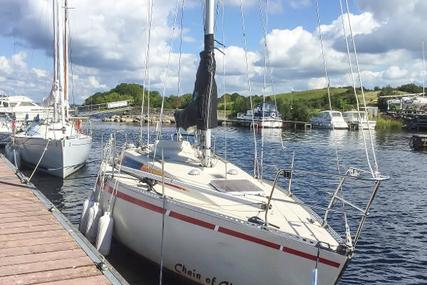 Beneteau First 30 for sale in Ireland for €13,950 (£12,495)
