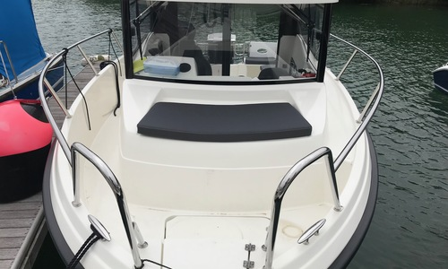 Image of Parker 660 Pilothouse for sale in United Kingdom for £42,495 HAMPSHIRE, United Kingdom