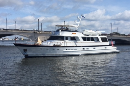 Burger Flush Deck for sale in United States of America for $795,000 (£605,345)