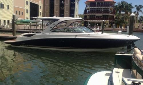 Image of Sea Ray 350 SLX for sale in United States of America for $218,900 (£165,297) Fort Myers, Florida, United States of America