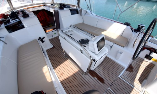 Image of Jeanneau Sun Odyssey 449 for sale in Croatia for €156,000 (£135,451) Dalmatia (, Croatia