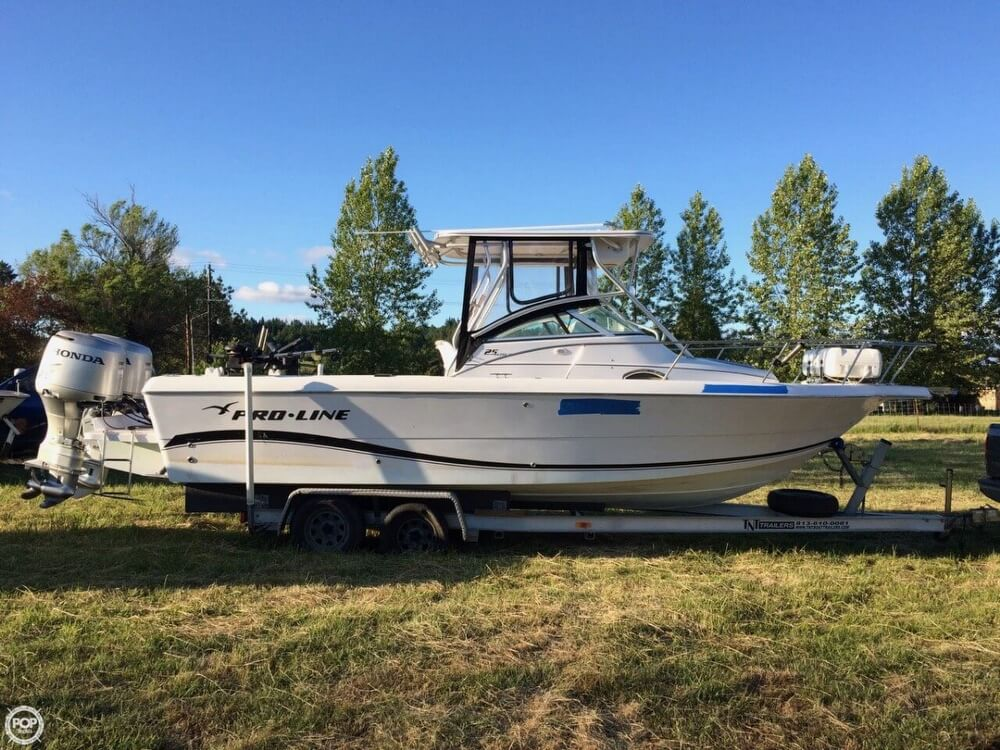 Proline Boats For Sale >> Pro Line Boats For Sale